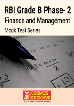 RBI Grade B Phase- 2 Finance and Management Mock