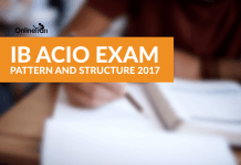 IB ACIO Exam Pattern and Structure 2017