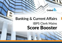 Banking & Current Affairs: IBPS Clerk Mains Score Booster