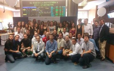 Only-apartments celebrates its entry in the Alternative Spanish Stock Exchange Market (MAB)
