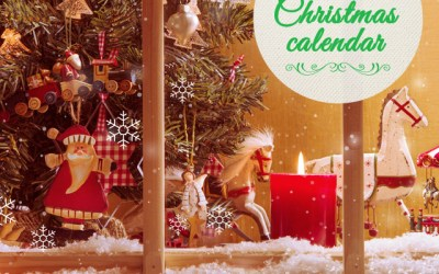 Now is the time for the Christmas Calendar of Only-apartments