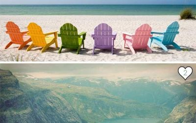 Mountains vs. Seaside, Which Would You Rather?
