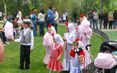 Die Fiesta de San Isidro in Madrid