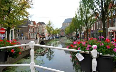 Ein Spaziergang durch holländische Kleinstädte