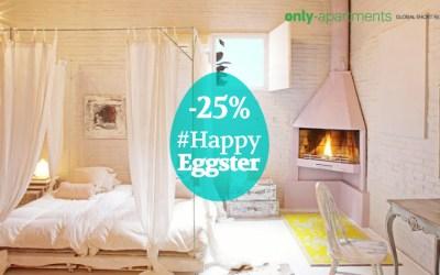 #HappyEggster, Promoción especial Semana Santa