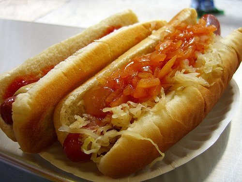 Nueva York hot dog1