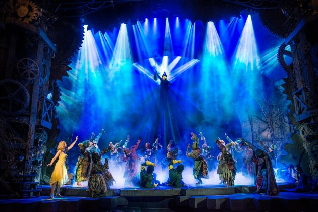 wicked west end