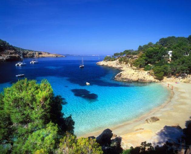 playas reconditas espana