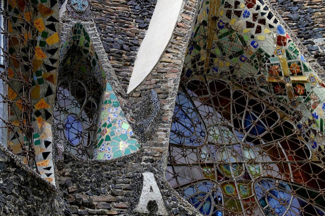 Colonia Guell - Gite fuori porta da Barcellona