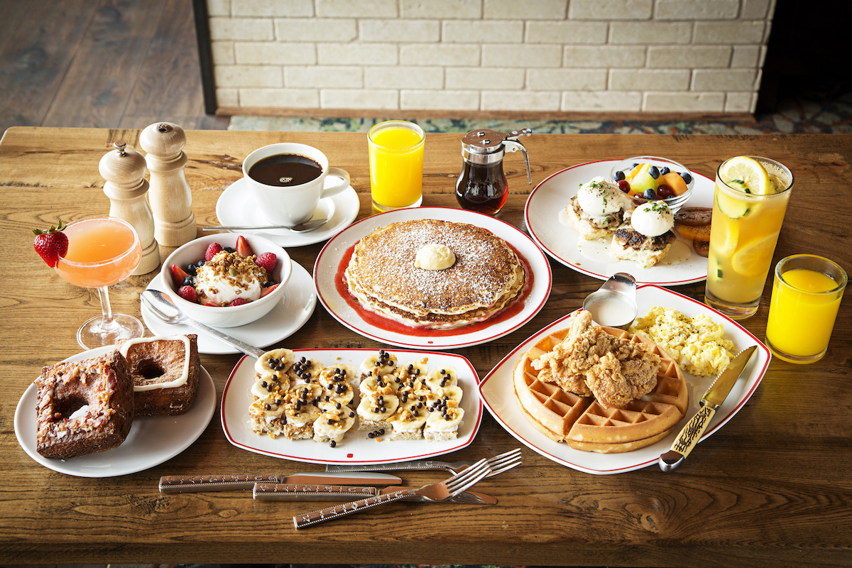 Brunch Best Opentable Reveals 100 Best Brunch Restaurants In America 2018