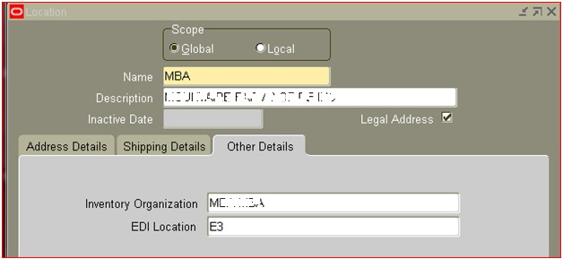 Multiple Org ASN Setup in XML Gateway r12 oracle e-business suite