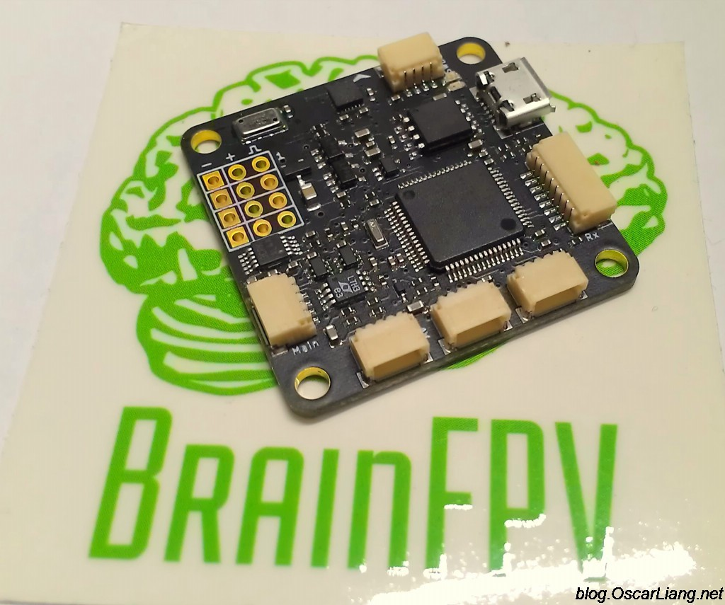 introducing the brainfpv flight controller