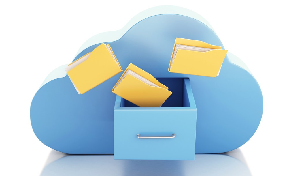 From File Cabinets to the Cloud The Evolution of Data Storage Tech