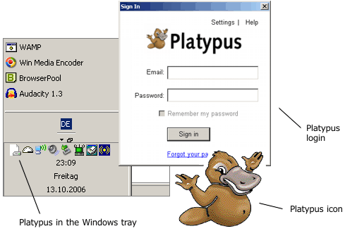 Platypus - GDrive