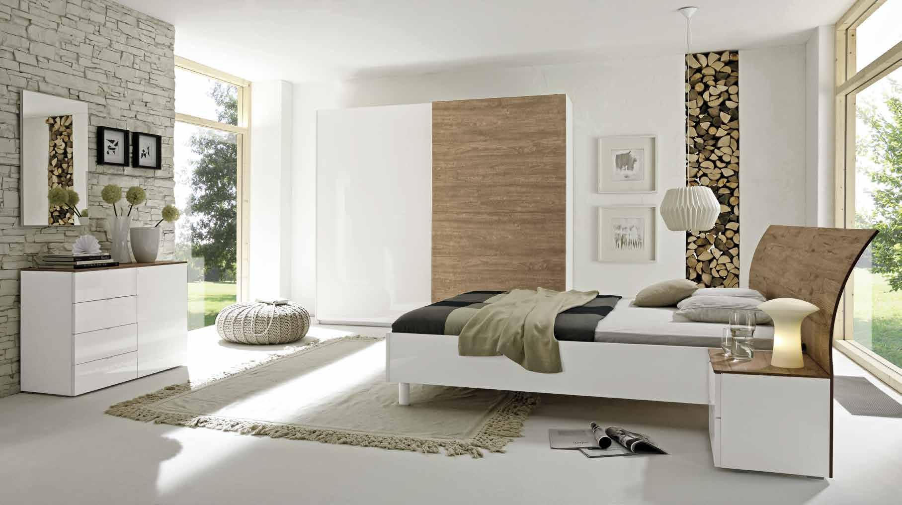Camera Da Letto Legno Chiaro : Camere da letto moderne in legno arredamento camera da letto