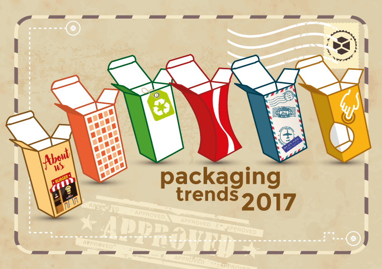 6 inspirational packaging design trends to watch in 2017