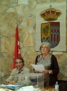 Alcaldesa Zarzalejo