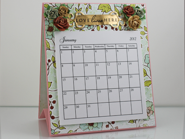 how to make a picture calendar - make photo calendar