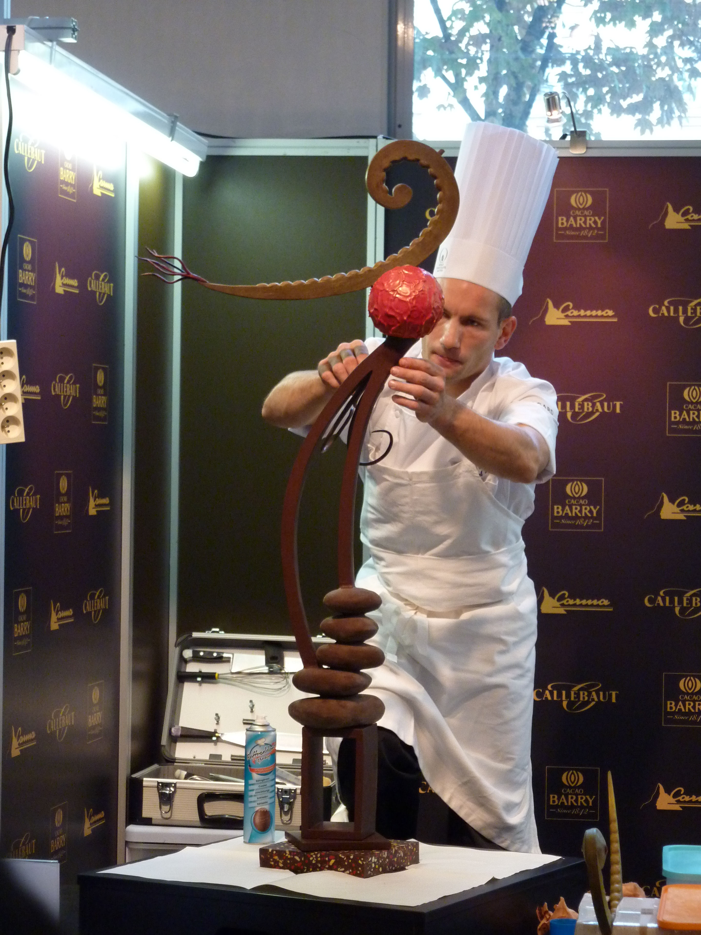 Salon Du Chocolat Nantes Delicious Memories Of The Salon Du Chocolat Paris Insights The