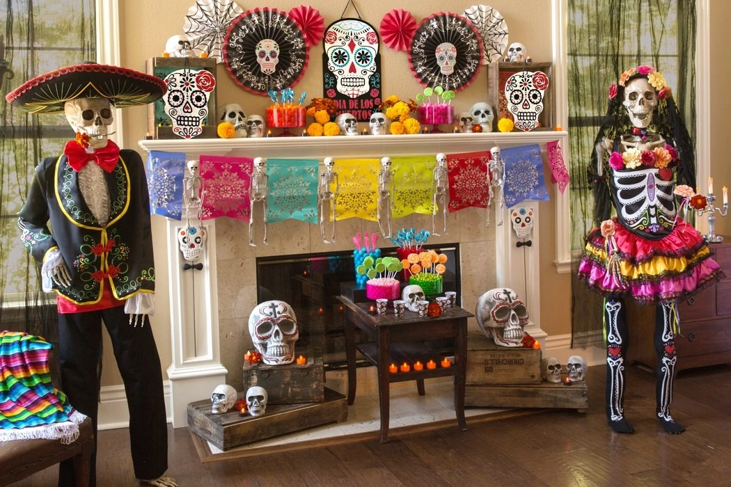 Throw The Ultimate Day Of The Dead Party Party Delights Blog
