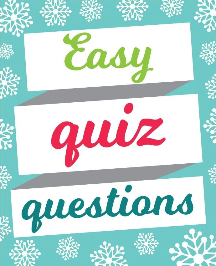 Try Our Free Christmas Quiz For All The Family Party Delights Blog