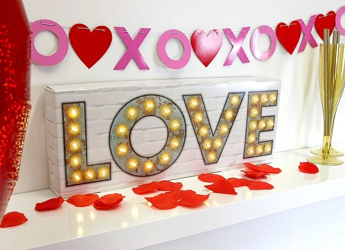 Classy Valentine\u0027s Day Party Ideas for Adults Party Delights Blog