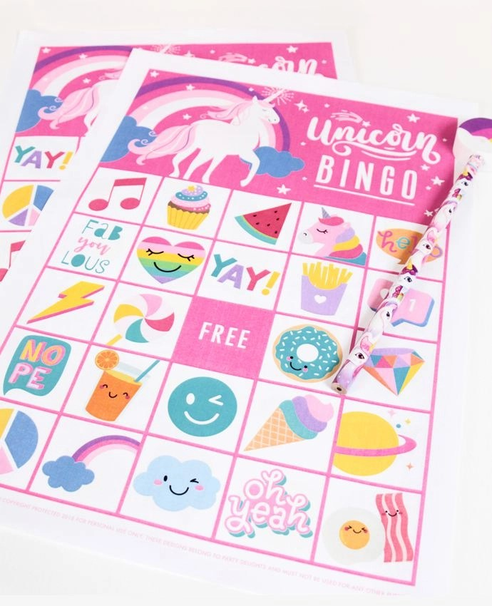 5 Magical Games to Play at a Unicorn Party Party Delights Blog
