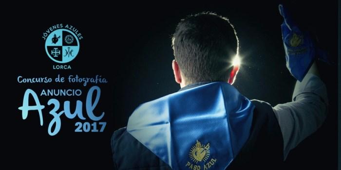 Cartel Anuncio Azul 2017