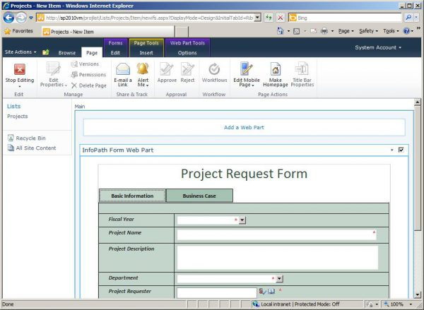 SharePoint 2013 forms \u2013 8 options to consider -