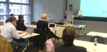 Designing Social Applications Workshop by Stowe Boyd