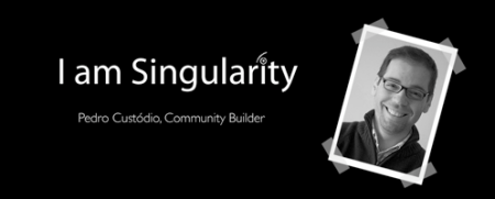 Pedro Custódio @ Singularity 2008