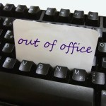 "How to write a good and concise «Out of Office"" message"