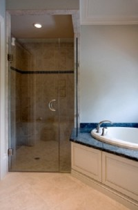 Shower Recessed Lighting - Halogen & LED Shower Lights for ...