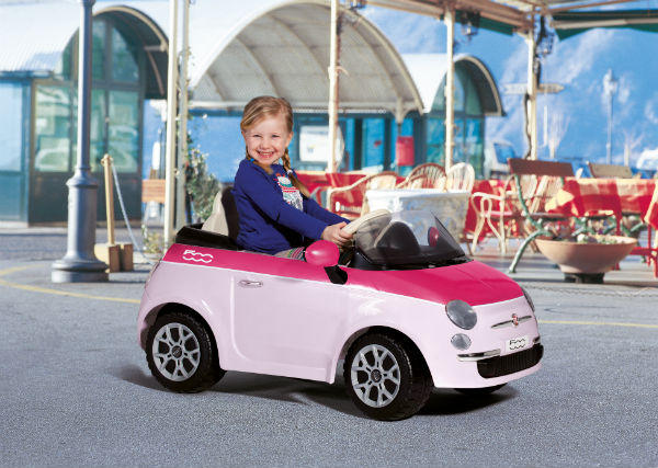 Peg Perego Book Pop Up Fiat 500 Fiat500… Girl Power ‹ The Blog Of Peg Perego
