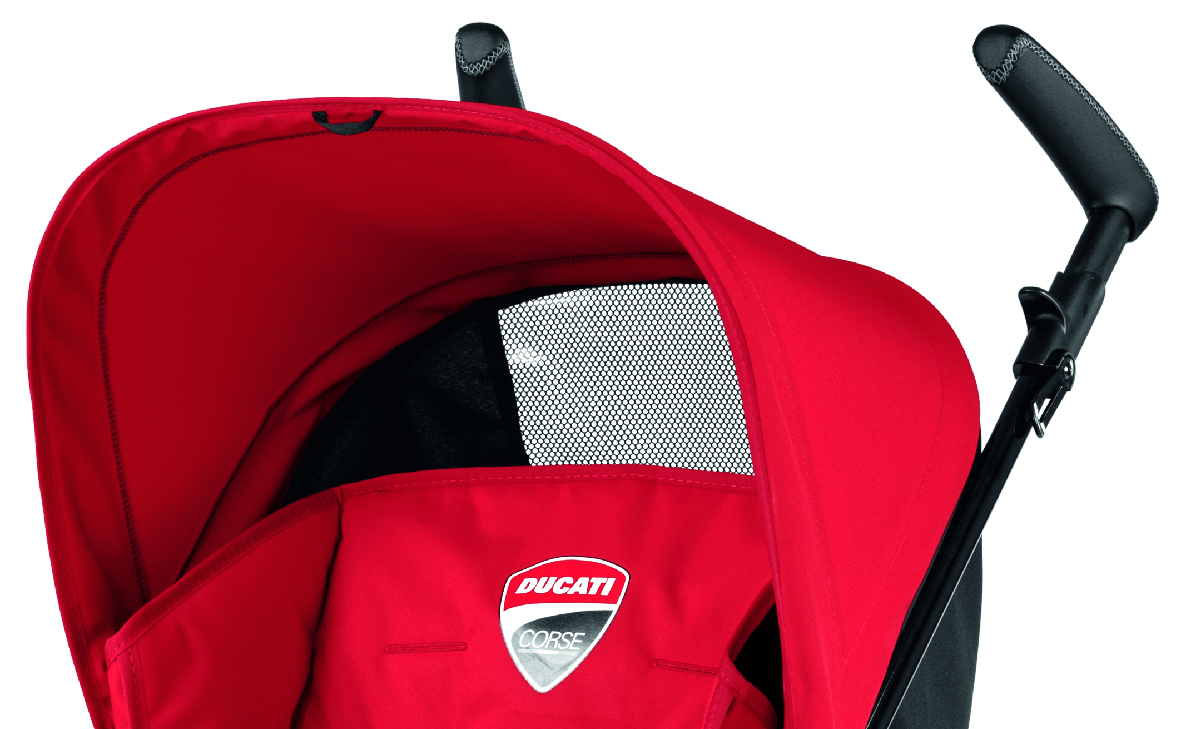 Peg Perego Leather Stroller Pliko Mini Ducati The Ducati Family Grows ‹ The Blog Of