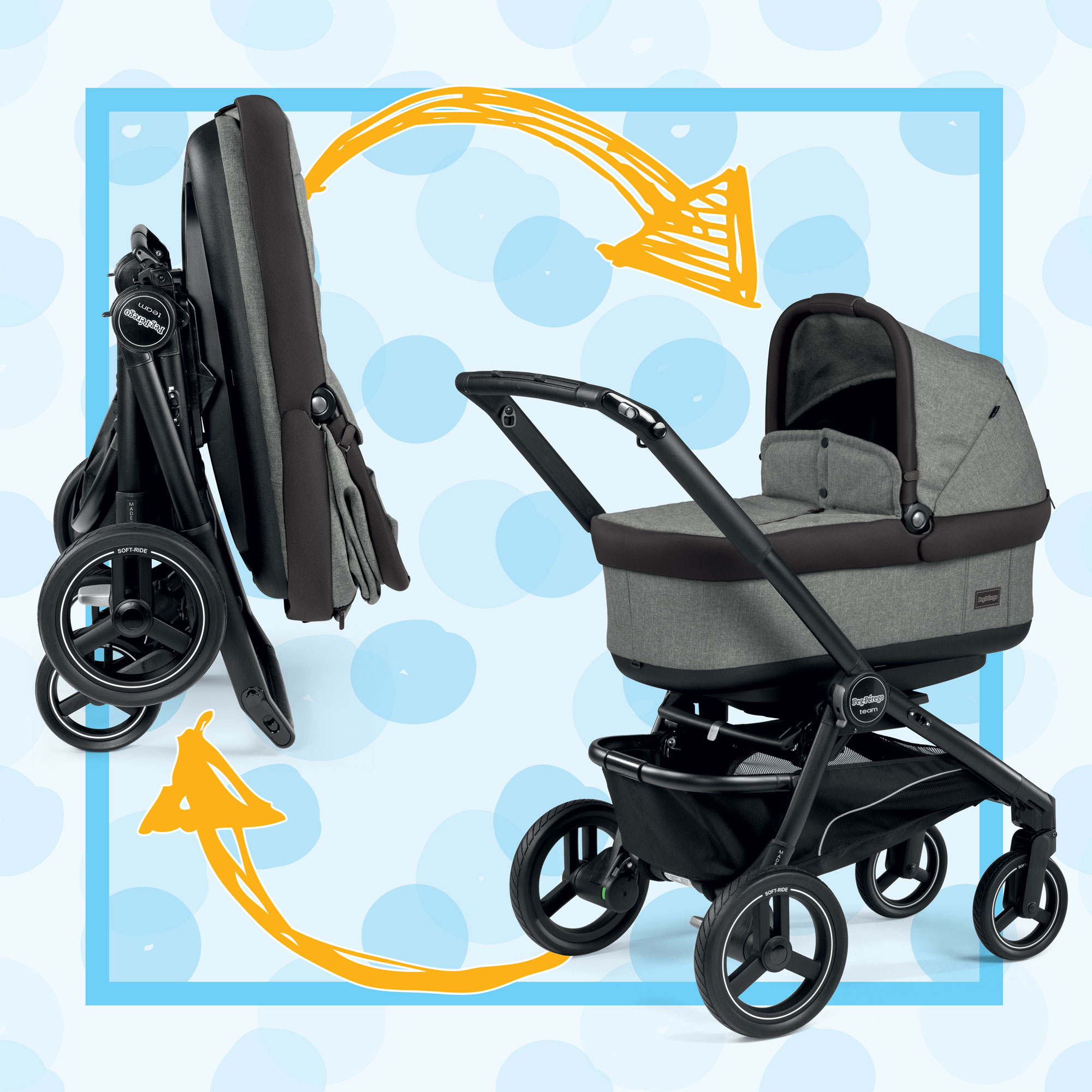 Peg Perego Pliko Matic Stroller Instructions Are You Planning To Have A Large Family Choose Team Modular