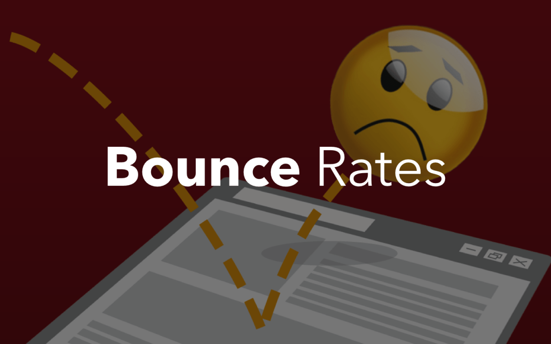 Bounce Rates Analytics