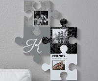 Tell Your Family Story With Puzzle Piece Wall Decor