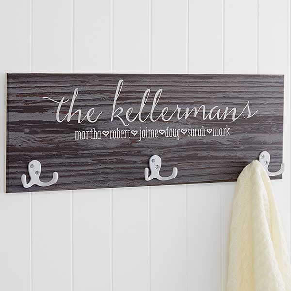 Add Function Style With Personalized Coat Racks
