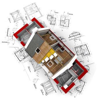 Savoir lire un plan de maison - Idées de travaux - Lire Un Plan De Maison