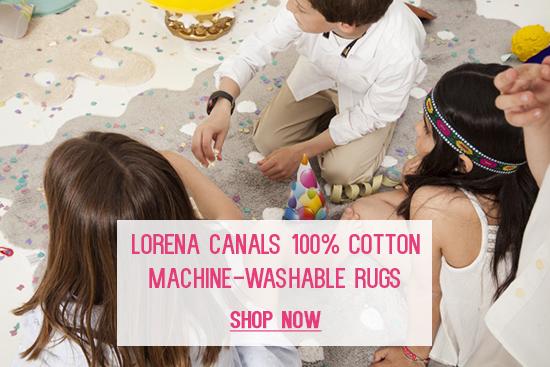Lorena Canals machine washable rug
