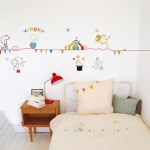 wall sticher circus mimilou