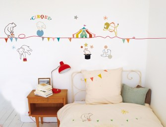 Deco tips : Discover nursery and baby room decorating ideas at Petit Bazaar