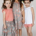 Velveteen children's clothes at petit bazaar