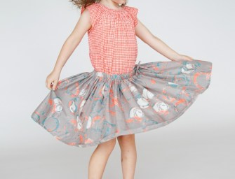 Just in! New Velveteen Kids Clothes at petit bazaar