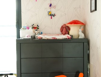 Children's furniture, beds and changing tables for HK rooms