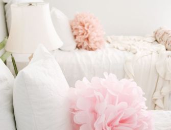 White Rooms for Kids: Nursery and Children's room ideas