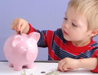 How to teach children the value of money