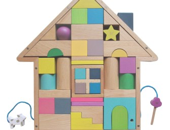100 Children's Christmas Gift Ideas: TOP 20 WOODEN TOYS