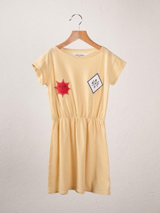 BOBO Shaped Dress Sun Patch